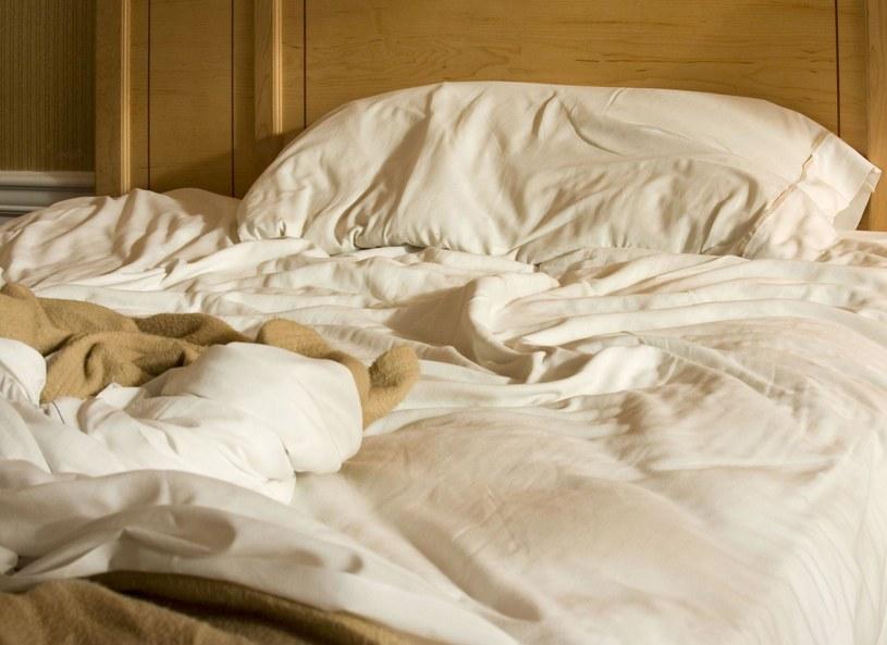 Spanie w czystej i pachnącej pościeli jest nie tylko przyjemne, ale i zdrowe /Picsel /©123RF/PICSEL
