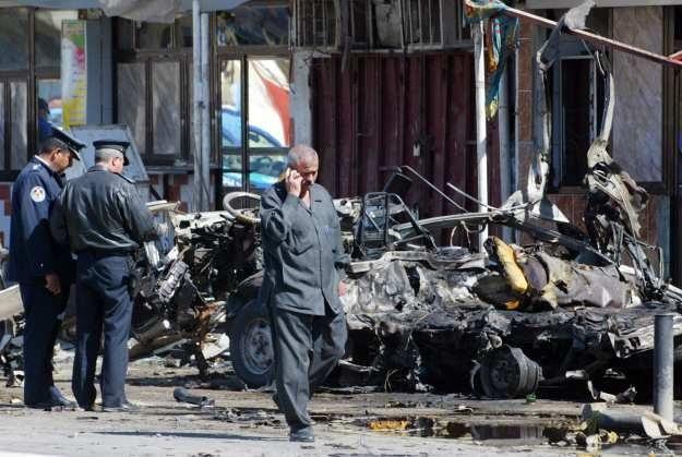 Specjalne technologie instalowane w telefonach mogą ostrzegać przed groźbą ataku terrorystycznego /AFP