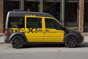 Specjalnie na taksówkę