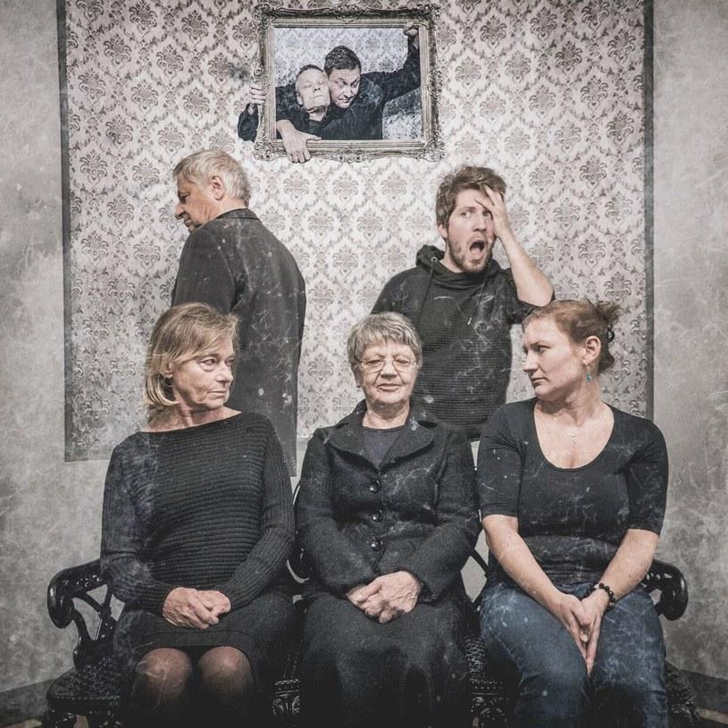"""Spektakl """"Murzyni we Florencji"""" wystawiany jest w Teatrze Nowym w Krakowie /materiały prasowe"""
