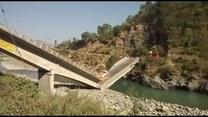 Spektakularna ucieczka z mostu