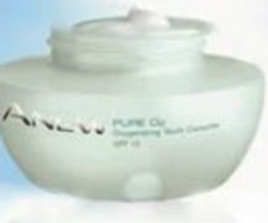 SPF 15 Pure 02 - krem silnie dotleniający