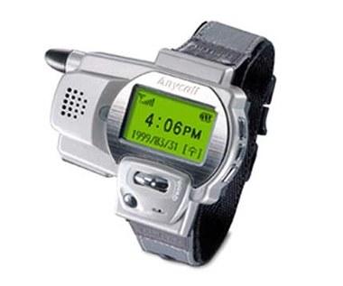 SPH-WP10 - smartwatch Samsunga z 1999 roku