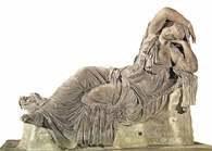 Śpiąca Ariadna, I-II w. n.e. /Encyklopedia Internautica