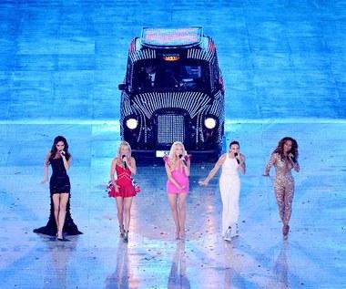 Spice Girls na zakończenie Olimpiady w Londynie