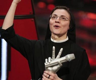 """Śpiewająca zakonnica Cristina Scuccia wygrała """"The Voice of Italy"""""""