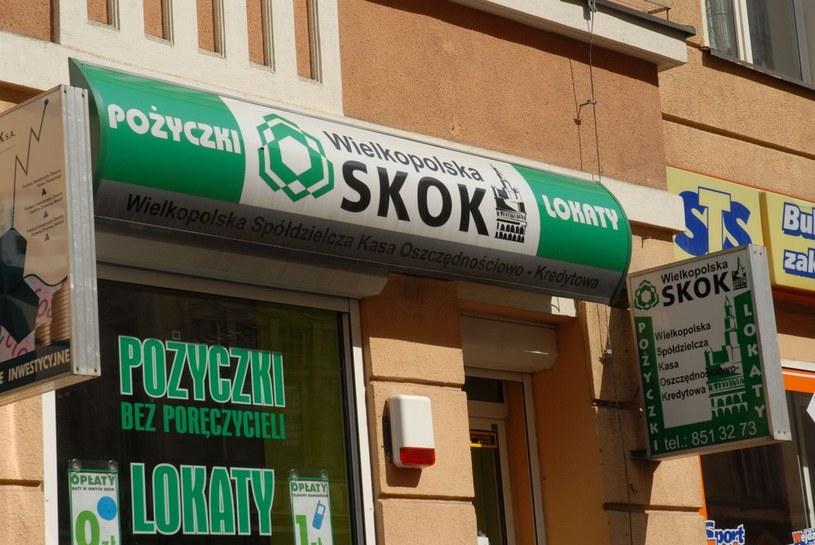 Spółdzielcze Kasy Oszczędnościowo-Kredytowe /Wojtek Laski /East News