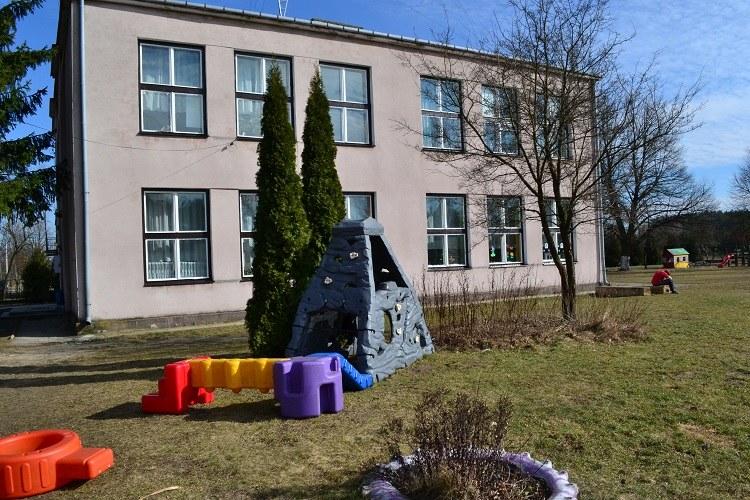 Społeczna Szkoła Podstawowa w Lipnach /Paweł Balinowski /RMF FM