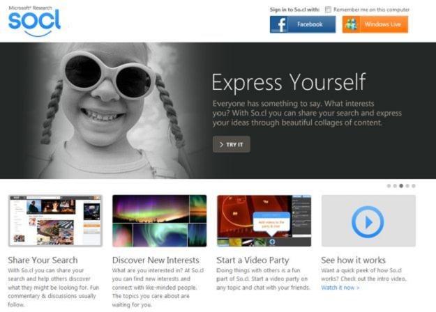 Społecznościowy serwis Microsoftu raczej nie zagrozi pozycji Facebooka /materiały prasowe