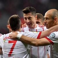 """""""Sport Bild"""" o Lewandowskim: Gracze wiedzą o tym, że chce zmienić klub"""