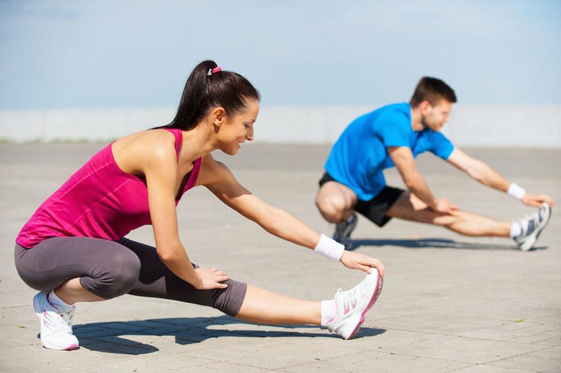 Sport to zdrowie, są na to nowe dowody /123RF/PICSEL