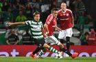 Sporting - Legia 2-0. Radović: Myślę, że było lepiej niż dwa tygodnie temu