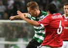 Sporting Lizbona - Legia Warszawa 2-0 w Lidze Mistrzów