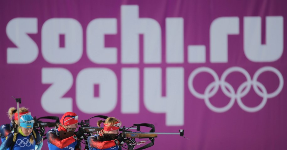 Sportowcy trenują już na olimpijskich obiektach /Kay Nietfeld  /PAP/EPA