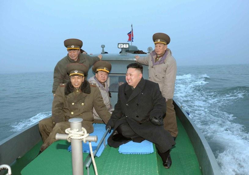 Sportowiec chce spędzić wakacje z Kim Dzong Unem /PAP/EPA