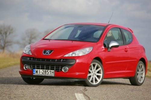 Sportowy 207 RC - ceny od 25 tys. zł /Motor