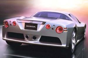 Sportowy  prototyp  Hondy