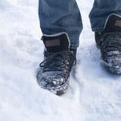 Sposób, by buty się nie ślizgały