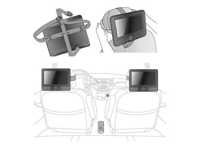 Sposób montażu zestawu w samochodzie /materiały prasowe