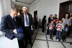 Sposób na majówkę - zwiedzanie Sejmu