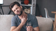 Sposoby na anginowy ból gardła