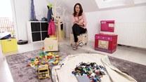 Sposoby Pani Gadżet na porządek w pokoju dziecka