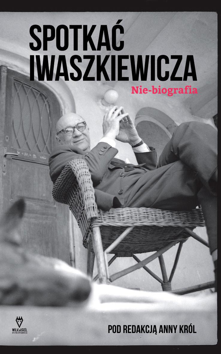 Spotkać Iwaszkiewicza /Styl.pl/materiały prasowe