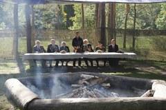 Spotkanie prezydentów Ukrainy i Rosji w mieście Hłuchiw