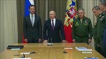 Spotkanie Putina z Asadem w Sochi