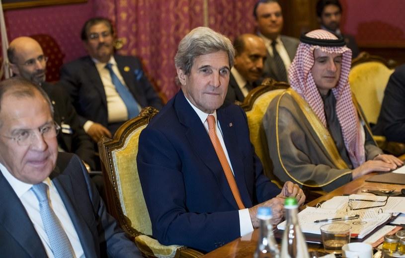 Spotkanie ws. konfliktu w Syrii /JEAN-CHRISTOPHE BOTT /PAP/EPA