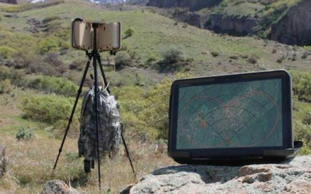SpotterRF M600C - nowy element wyposażenia amerykańskiej armii? /materiały prasowe