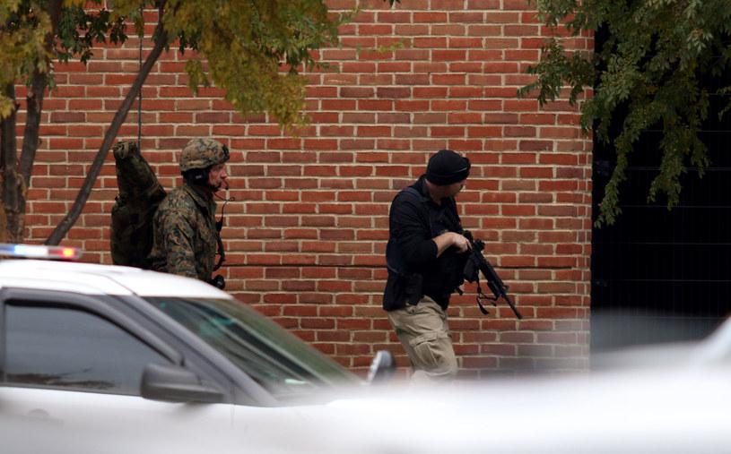 Sprawcą ataku w kampusie w Ohio był student z Somalii /AFP