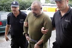 Sprawca strzelaniny w Rybniku doprowadzony do prokuratury