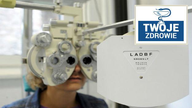 Sprawdź, czy powinien zbadać cię okulista