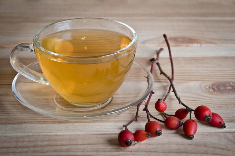 Sprawdź, na co działa herbata z głogu /©123RF/PICSEL