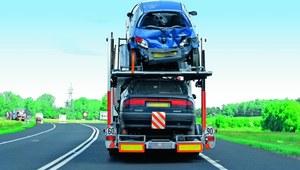 Sprowadzanie samochodu - auto do rozbiórki