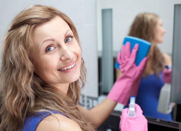 Sprzątanie to nie wstyd /123RF/PICSEL