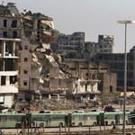 Sprzeczne doniesienia ws. sytuacji w Aleppo