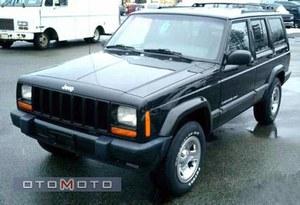 Sprzedam Jeepa. Tanio!