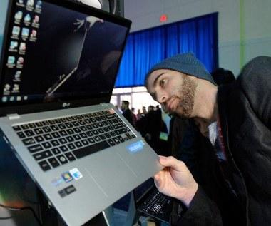 Sprzedaż laptopów spada, ultrabooki na fali