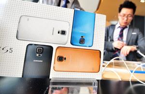 Sprzedaż Samsunga Galaxy S5 znacznie poniżej oczekiwań