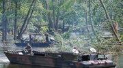 Sprzęt wojskowy z czasów ZSRR ratuje ludzi w Rytlu