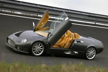 Spyker C12 LaTurbie / Kliknij /INTERIA.PL