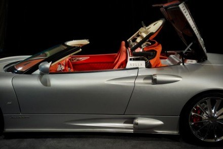 Spyker C8 Aileron Spyder /