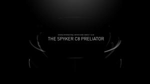Spyker C8 Preliator pojawi się w Genewie