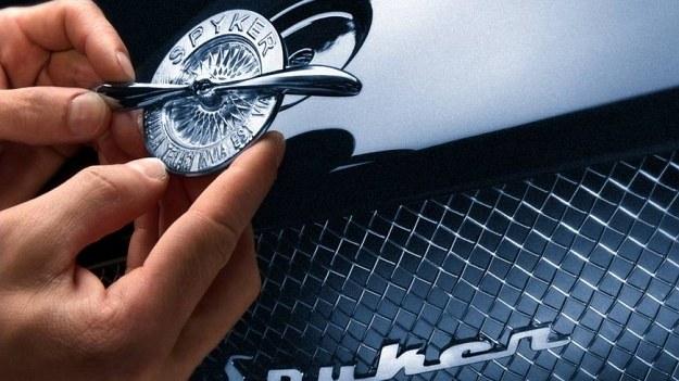 Spyker Cars - logo /magazynauto.pl