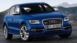 SQ5 - sportowy SUV od Audi. I to z dieslem!