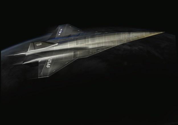 SR-72 - wizualizacja /materiały prasowe