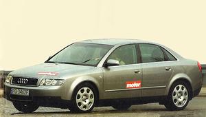 Średnia klasa z ambicjami – test Audi A4 1.9 TDI