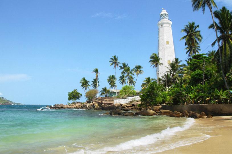 Sri Lanka to oprócz fascynujących zabytków także rozległe, czarujące plaże /©123RF/PICSEL